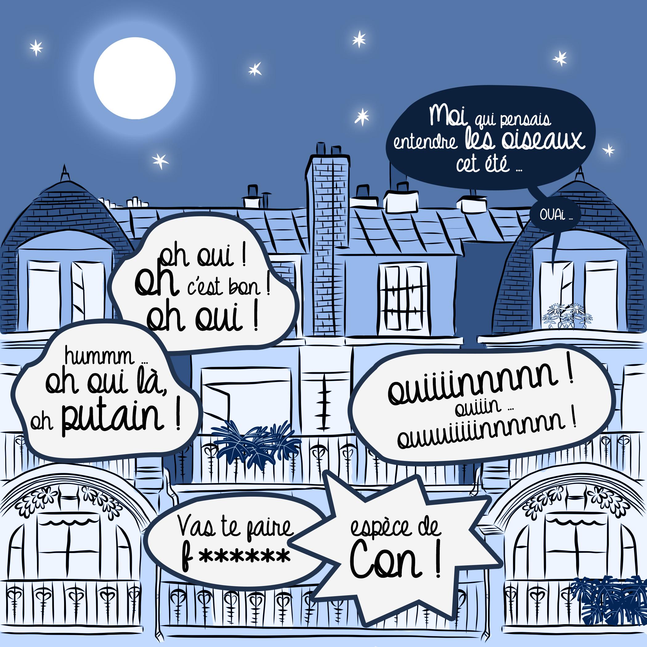 L'été parisien
